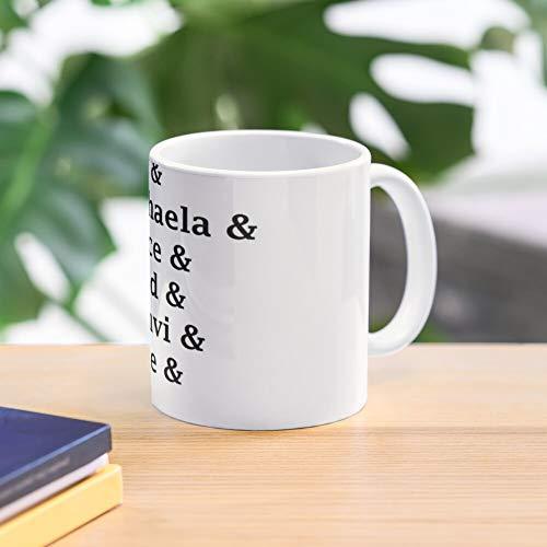 St Judes Nbc Jack Messina Cal Stone Ben Stone Michaela Stone Once Upon A Time Luna Blaise Bestseller-Modegeschenk 11 Unze-Kaffeetasse für jeder