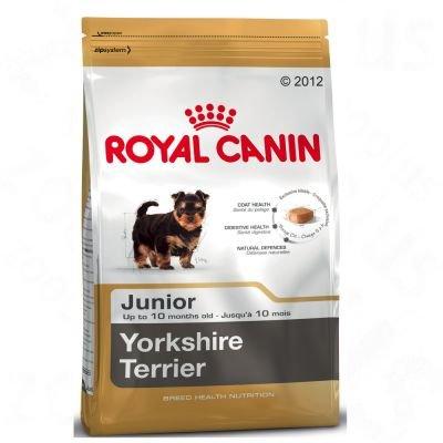 ROYAL CANIN Yorkshire Junior, 1er Pack (1 x 7.5 kg) (Yorkshire Welpen)
