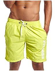 Mare e piscina Casinò e attrezzature HNPYY Costume da Bagno Pantaloncini da Bagno Estivi da Uomo Pantaloncini da Corsa Sportivi Pantaloncini da Surf da Spiaggia Costumi da Bagno da Spiaggia Quick Dry Pants