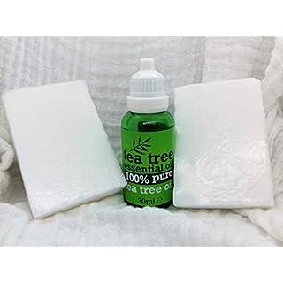Avocado & Tea Tree Shampoo Bar with Conditioner | Made In UK