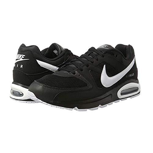 Nike Herren AIR MAX Command Laufschuhe, Schwarz (Black/White/Cool Grey 032), 47 EU - Schuhe Hightop Nike Herren