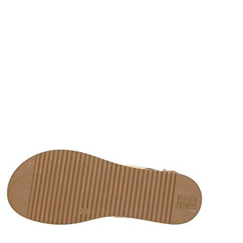 INUOVO 7282 Sandalo Donna Beige