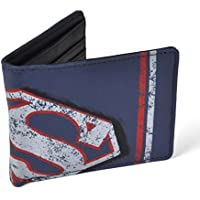 Superman Distressed Logo Wallet