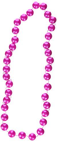 umbo Perle Party Perlen, 22mm von 102cm, pink ()