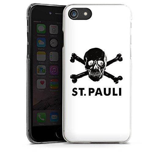 Apple iPhone 6s Silikon Hülle Case Schutzhülle FC St. Pauli Fanartikel Fußball Hard Case transparent