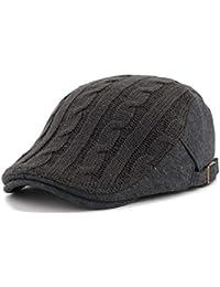 Amazon.es  gorros lana hombre - Boinas   Sombreros y gorras  Ropa 5e58b58f8e3