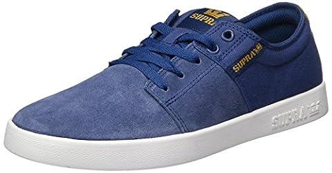 Supra Stacks Ii, chaussons d'intérieur homme - bleu - Blau