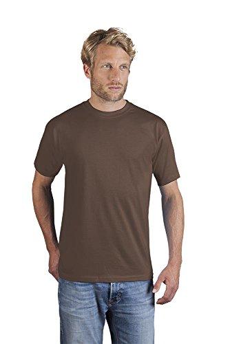 Preisvergleich Produktbild Herren Premium T-Shirt, 4XL, Braun