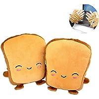 e3c70d9e581ce7 Lispeed 1 Paar USB Handwärmer Hand Muffs Frauen Beheizte Handschuhe Toast  Handwärmer Winter Fingerlose Handschuhe