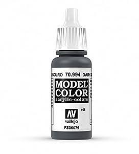 Vallejo Model Color Acrylic 17ml 994 Dark Grey FS36081