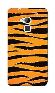 CimaCase Tiger Pattern Designer 3D Printed Case Cover For HTC One Max