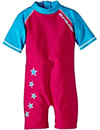 Zunblock Stars Not Stripes Combinaison manches courtes anti-UV Fille