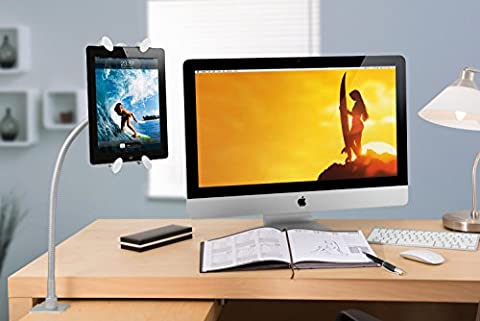 Lavolta Adjustable Tablet PC Stand Holder Mount for iPad Air