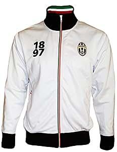 Veste zippée JUVE - Collection officielle Juventus de Turin - Taille adulte homme M