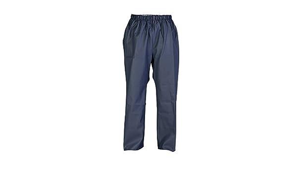 Bleu Navy XXL Pantalon cir/é Pouldo Glentex GUY COTTEN