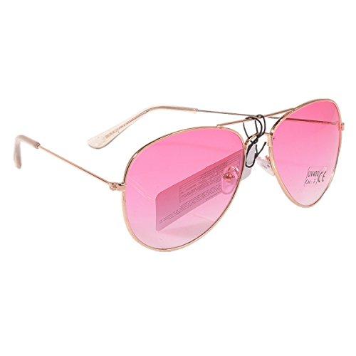 Pilot Gafas Gafas de sol aviador gafas porno con bisagra con resorte e