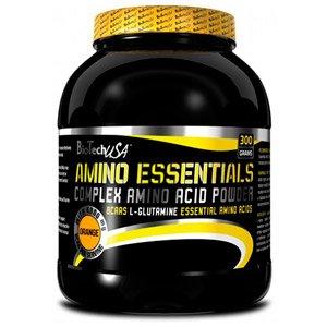 BioTechUSA - Amino Essentials Melone 300 g Dose