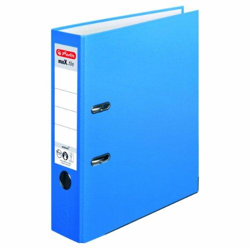 herlitz-10094837-ordner-maxfile-protect-a4-8-cm-mit-einsteckruckenschild-acqua