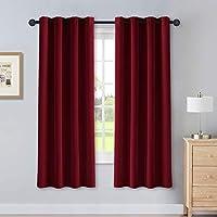 United Beautissu Fenster Vorhang Kräuselband-vorhang Amelie Home & Garden 140 X 175 Cm|creme Window Treatments & Hardware