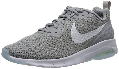 Nike Herren Air Max Motion LW Laufschuhe, Grau (Wolf Grey/White_011), 42 EU (Action-sport-schuhe Herren)