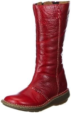 Dr. Martens New Authentic, Bottes femme Rouge-V.7 43