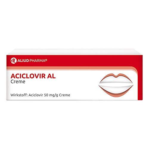 Aciclovir AL 2 g