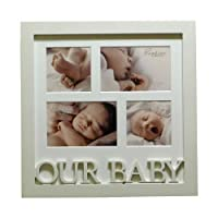 Bambino Our Baby Multi Aperture Photo Frame
