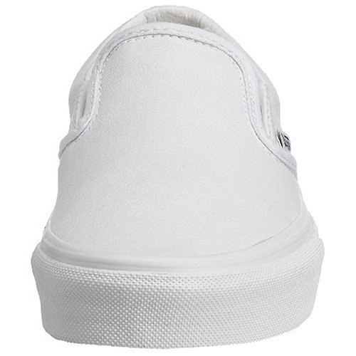 Vans U CLASSIC SLIP-ON, Sneaker Unisex Adulto Bianco (True White)