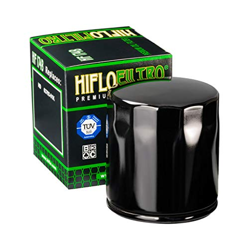 Ölfilter Hiflo Schwarz VRSCF V-Rod Muscle ABS 09-14 (09 ölfilter Fz)