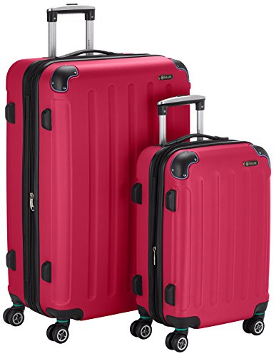 Shaik Trolley Koffer, 80 Liter, Pink
