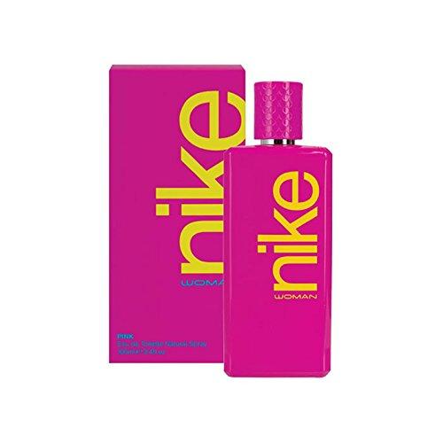 Nike Pink Woman Eau de Toilette Vaporizador - 100 ml (precio: 13,62€)