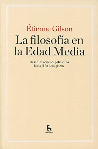 La filosofía en la Edad Media (MANUALES) por ETIENNE GILSON