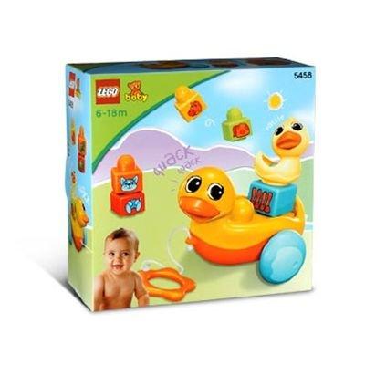 LEGO 5458 - Duplo Baby Ziehente mit Küken