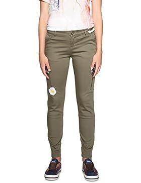 Desigual Pant_Narcissus, Pantalones para Mujer