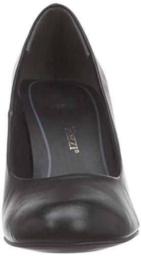 Marco Tozzi 22421, Escarpins Femme Noir (schwarz (black Dull 072))