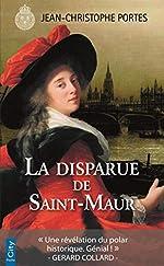 La disparue de Saint-Maur (T.3) de Jean-Christophe Portes