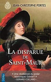 La disparue de Saint-Maur par Jean-Christophe Portes