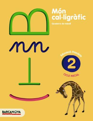 Món cal·ligràfic 2 (Materials Educatius - Material Complementari Primària) - 9788448927059