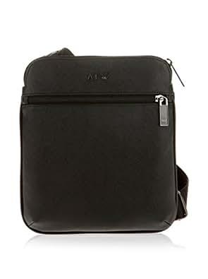 Armani Jeans - Sacoche Armani Jeans B6287T2 noire - B6287T2 noire - TU, Noir