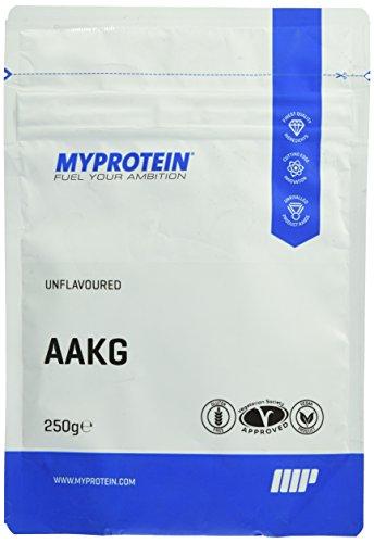 #Myprotein Arginine Alpha Ketoglutarat, 1er Pack (1 x 250 g)#