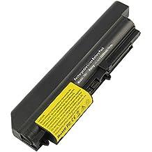 ARyee 5200mAh 11.1V T400 Batería Portátil reemplazo de la Batería para Lenovo ThinkPad R400 7443