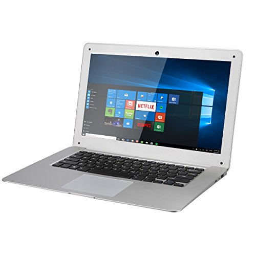 Jumper Ezbook 2 - 14 Zoll Windows10 Notebook (Intel Cherry Trail Quad-core, 4GB RAM, 64GB ROM, 1920*1080 pixel Full HD, 1440g, HDMI, 20mm Tasten)