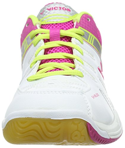 VictorVICTOR SH-A610L - Scarpe da Badminton Unisex – Adulto Rosa (Rosa (Pink))