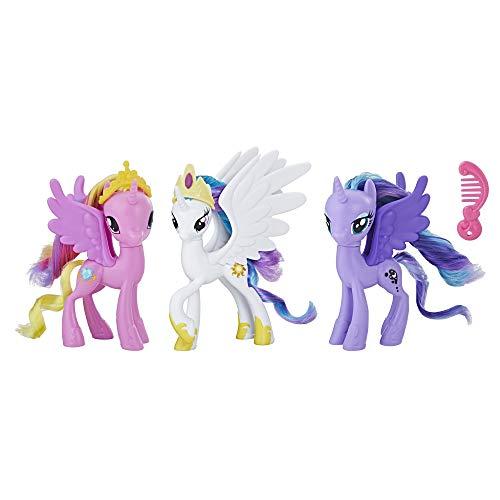 My little Pony E3265EU4 MLP Königliche Ponys von Equestria, Mehrfarbig