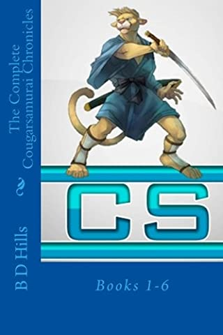 The Complete Cougarsamurai Chronicles: Books