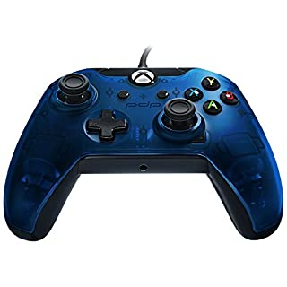 PDP Wired Controller for Xbox One - Blue (Xbox One)
