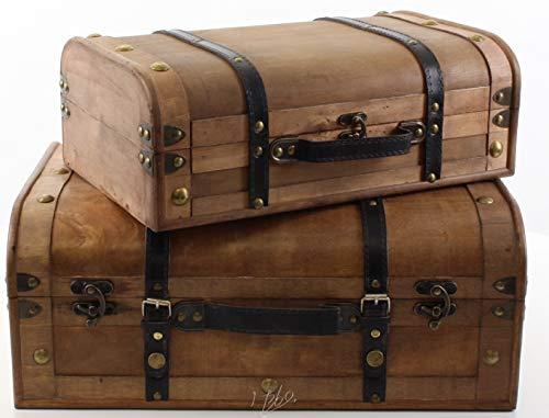 Deko–Juego de madera vintage retro Juego de 245/37cm