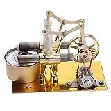 KESOTO Heißluft Stirlingmotor Generator Maschine 2 Zylinder