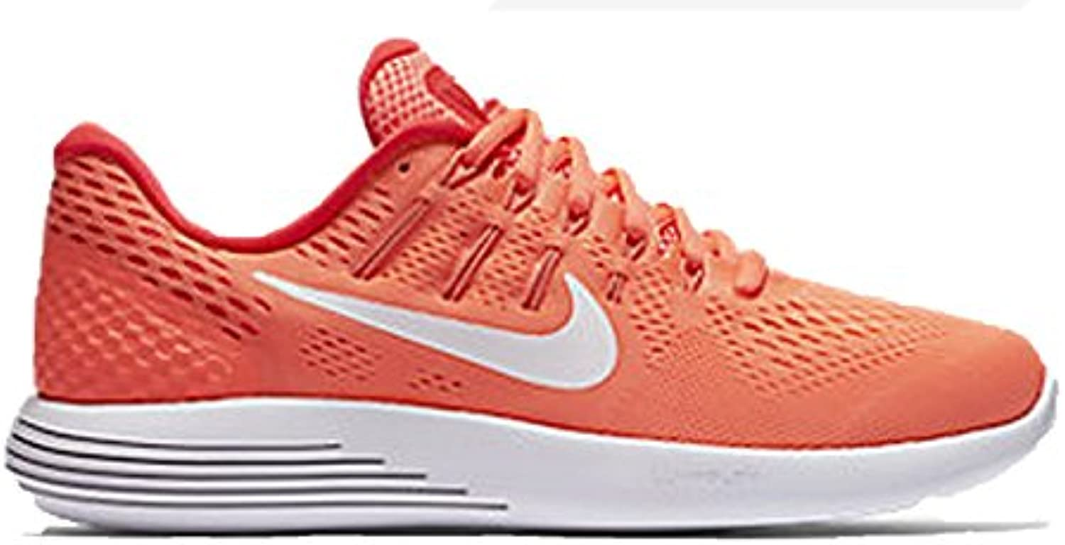 Zapatillas Nike Lunarglide 8 Bright Mango / White Brght Crmsn para mujer 9 USCrossFit Nano 2.0 Womens Sneakers