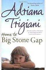 Home to Big Stone Gap Paperback